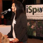 Carmel Mbizvo launches iSpot at Moyo, Kirstenbosch